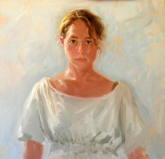 Square Me - Self Portrait, 2010