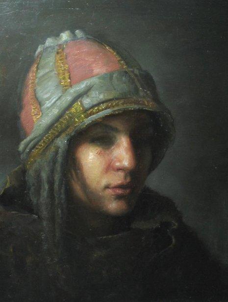 Self Portrait In Odd's Hat