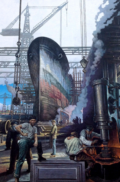 Ship Builders