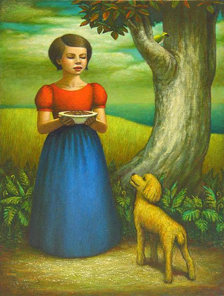 Feeding the Dog
