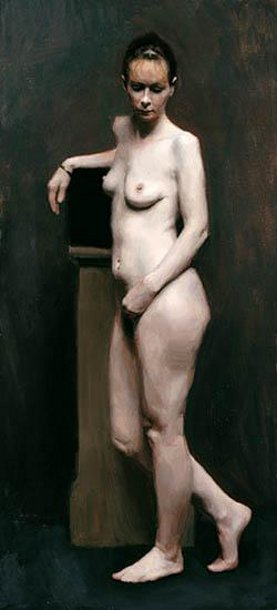 Julia - Nude in the Atelier Tradition