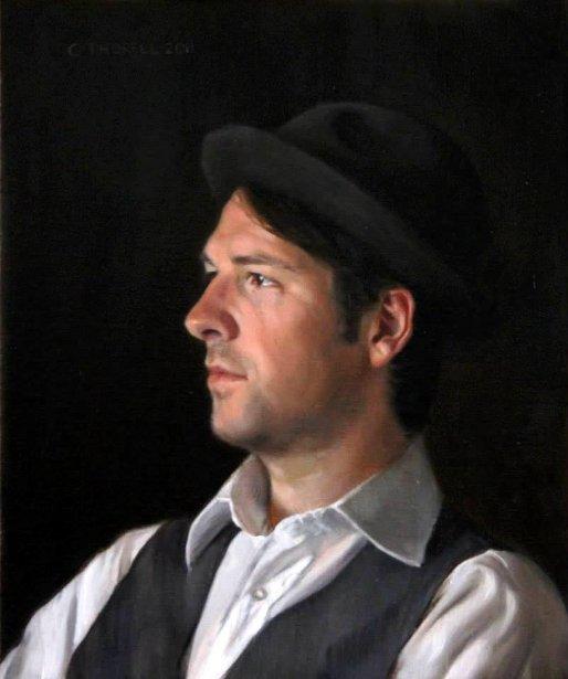 Michael DeVore (The Artist's Husband)