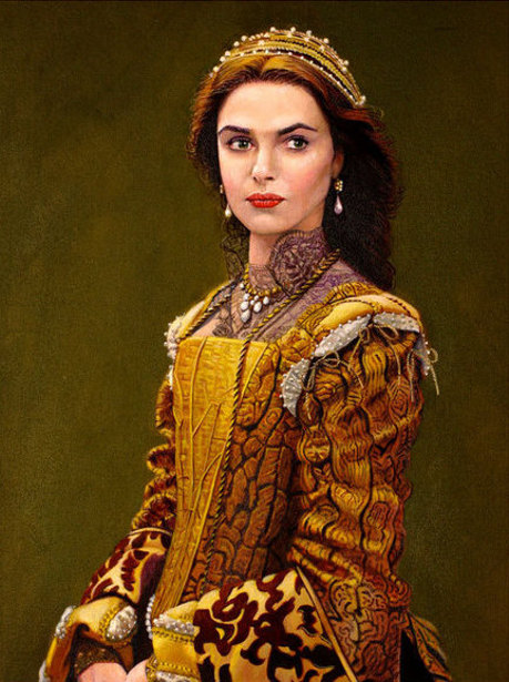 Rachel Weisz as Queen Isabella