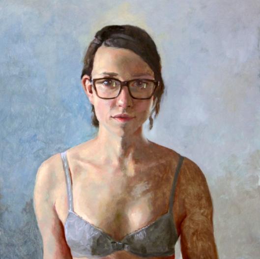 Self Portrait In Love