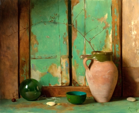 Still Life In Green