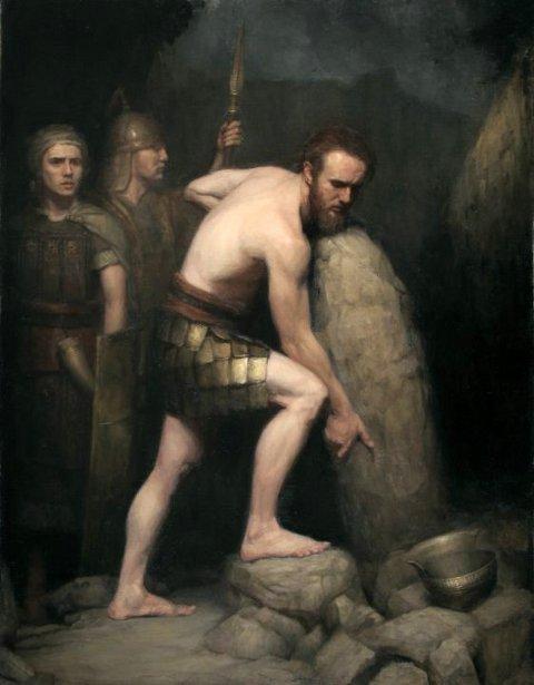 The Ebeneezar Stone