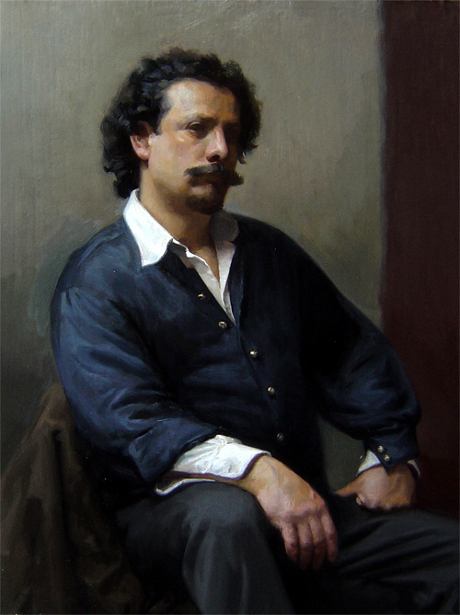 The Pugilist - Portrait Of Nestor