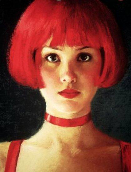 Red Dakini (detail)