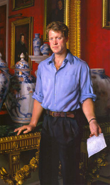 Charles Edward Maurice, Ninth Earl Spencer
