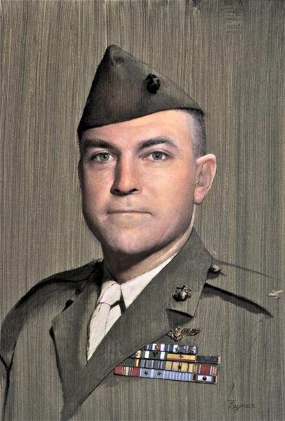 Col. Gene W. Morrison