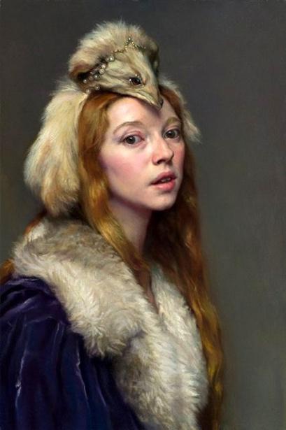 Nelson Shanks 1937 2015 American Gallery 21st Century