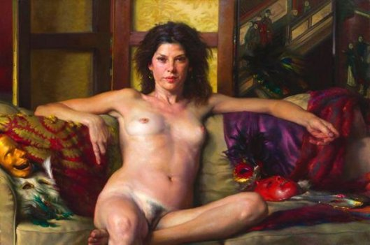 The Actress (Marisa Tomei)