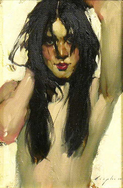 Malcolm T Liepke 1953 American Gallery 21st Century