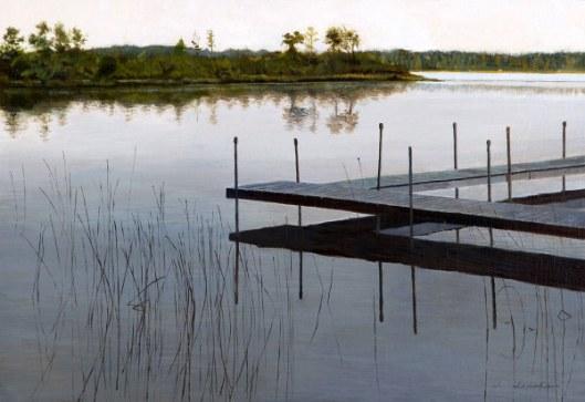 Buck Lake Calm