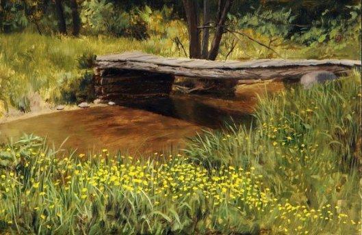Creekside Blooms