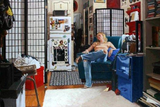 Dennie's Apartment