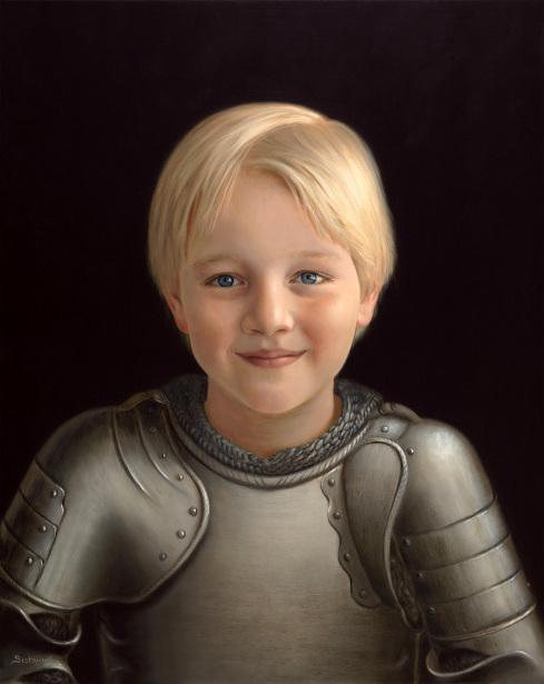 Gabriel, Age 5