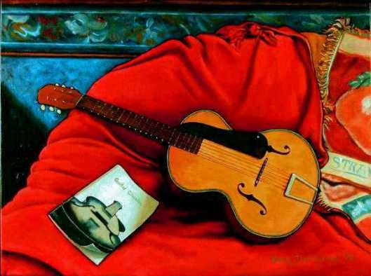 Grandpa's Guitar