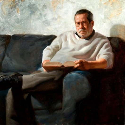 José Alberto Ramos Roman - Portrait Of My Father