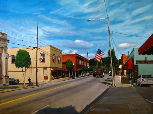 Main Street, Clayton, NC