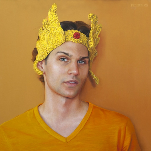 She-Ra - Portrait Of Poet Matthew Hittinger