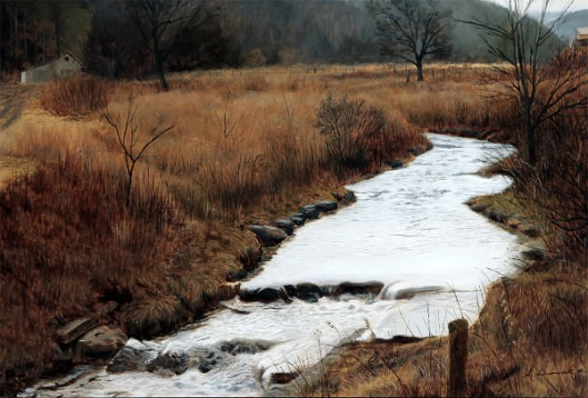 The Creek At Railroad Grade