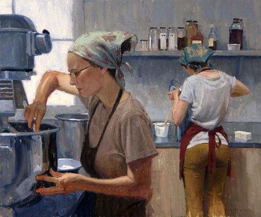 Bakery Girls