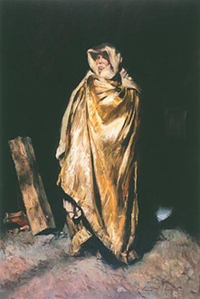 Byzantium Figure
