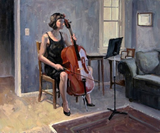 Cello For One