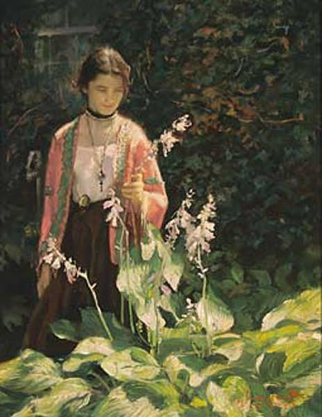 Hosta Lilies