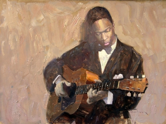 Jazz Guitarist