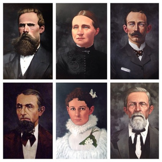 Members of the Carson Valley