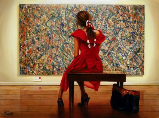 Pondering The Pollock