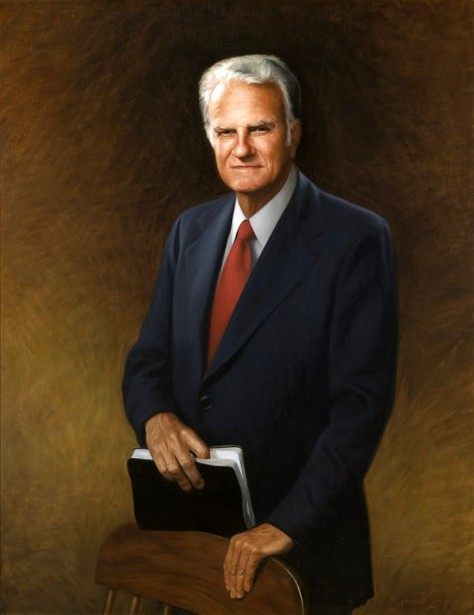 Reverend William Franklin Graham Jr.