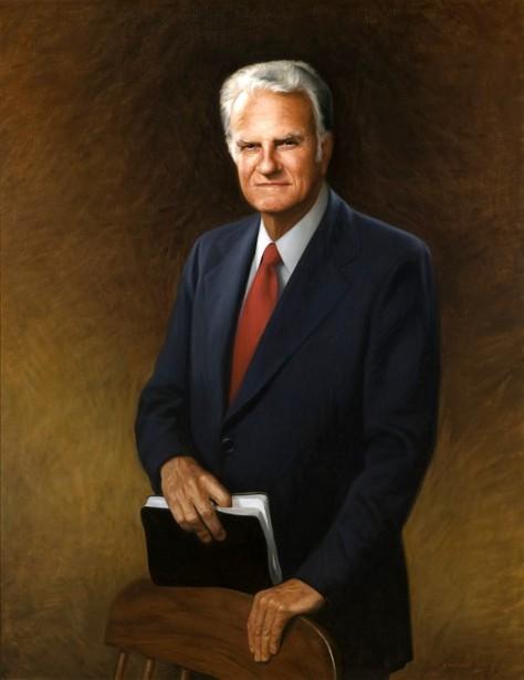 Reverend William Franklin Graham Jr.