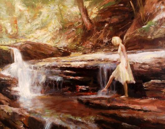 Tinicum Falls