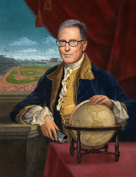 Will John Henry Save The Globe?