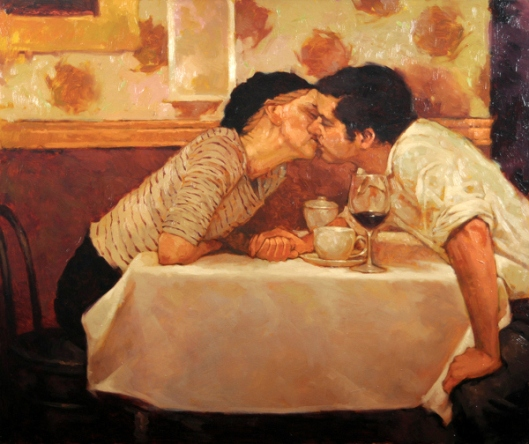 Cafe Kisses