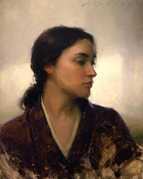 Danielle In Kimono