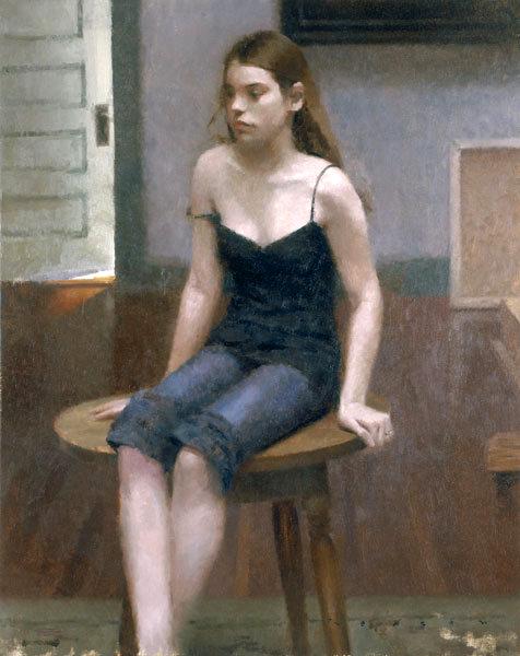 Interior With Sarah