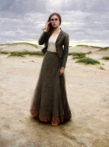 The Lonely Maiden
