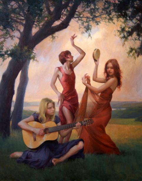 Classical Guitar Muses