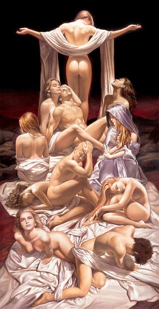 Canto - Dante's Dream