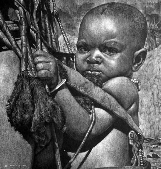 Child of Namibia
