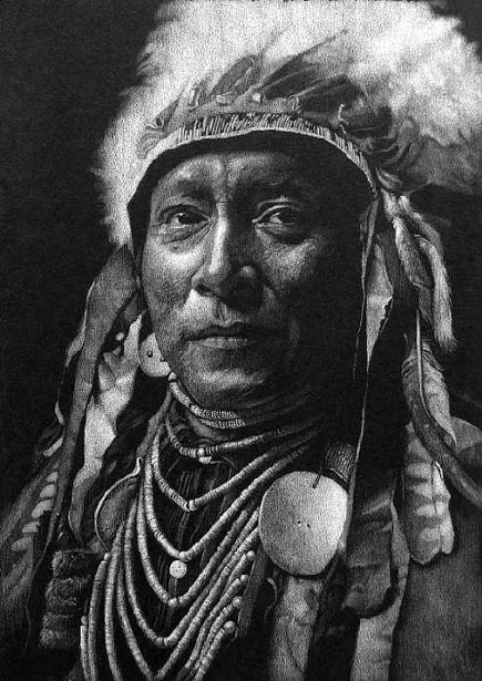 Crow Indian (Old White Man)