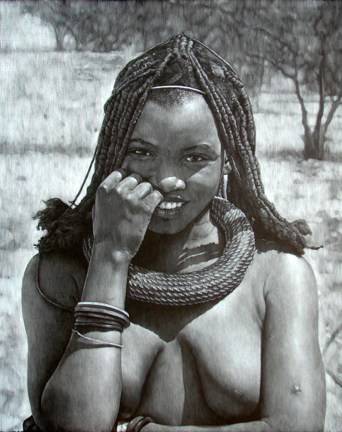 Daughter Of Namibia