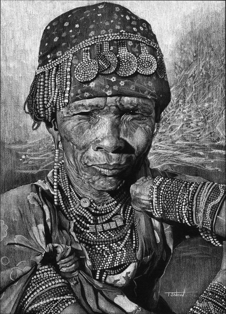 Ovambu Woman