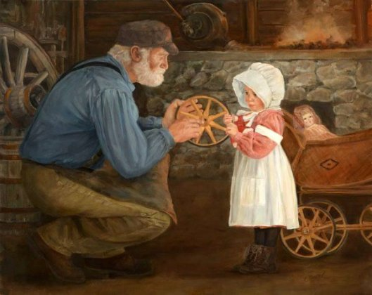 Anna And The Blacksmith