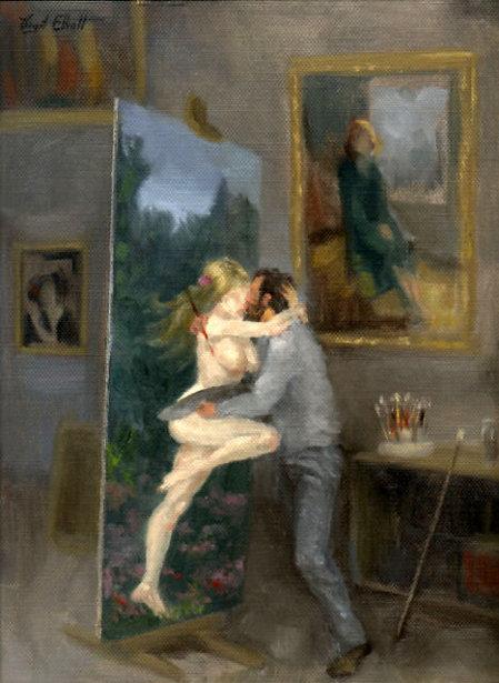 Artist's Dream Study