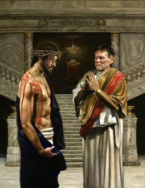 King Of Kings - Pilate's Lament